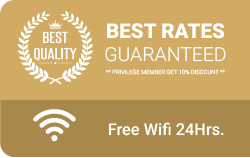 The Berkeley Hotel Pratunam Bangkok : Best Rate Guarantee